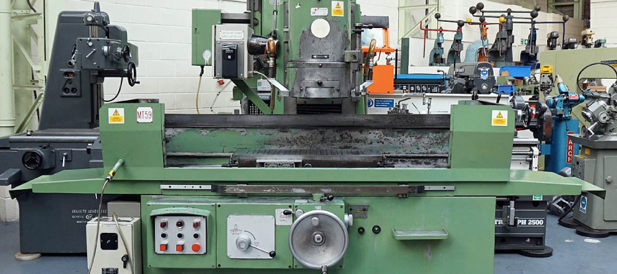 Fully Reconditioned Phil Geesin Machinery Tools and Machines