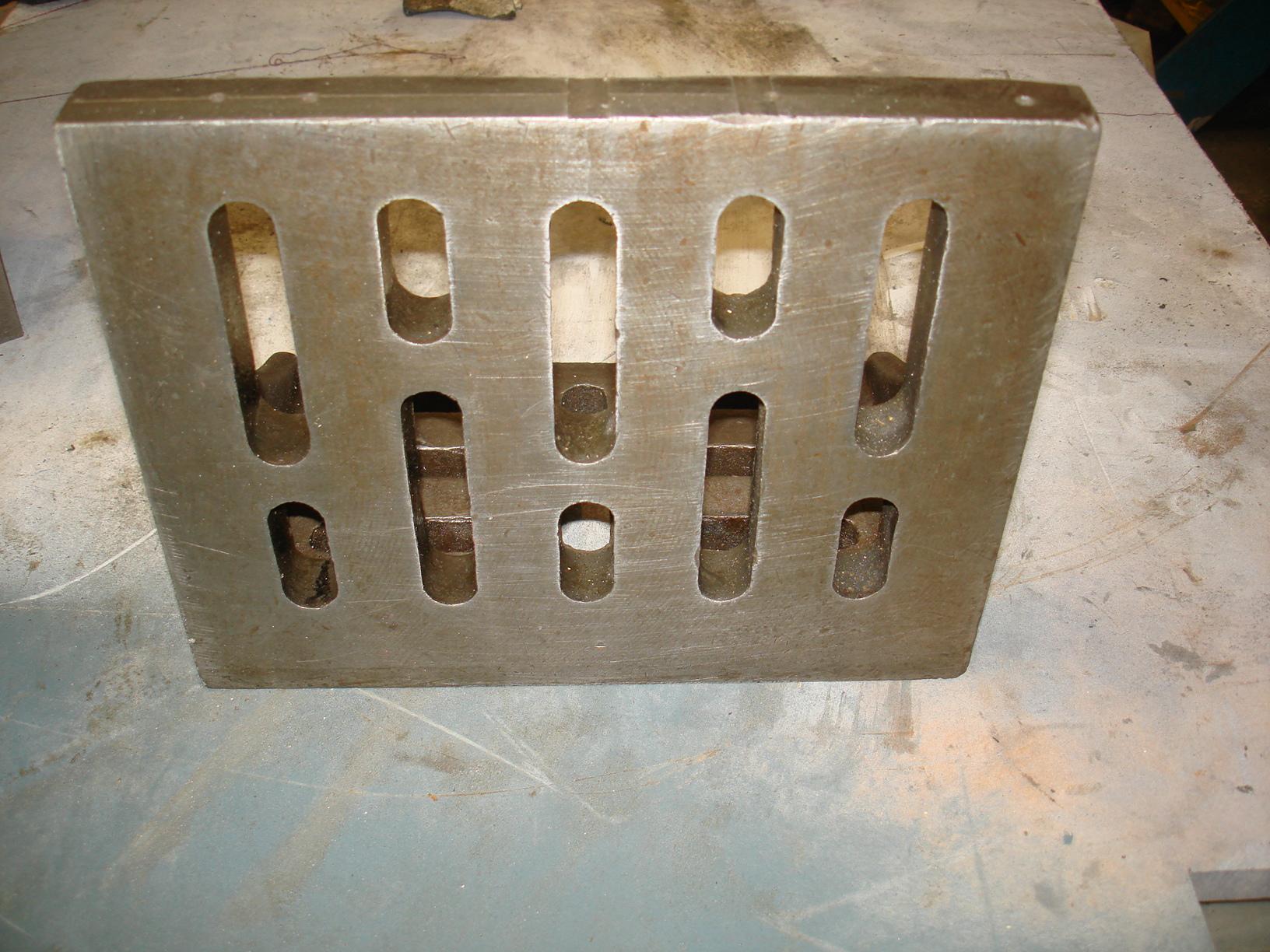 machine angle plates